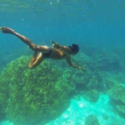 Un Thai Moken o Nómada del Mar