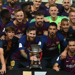 barcelona campeon supercopa afp