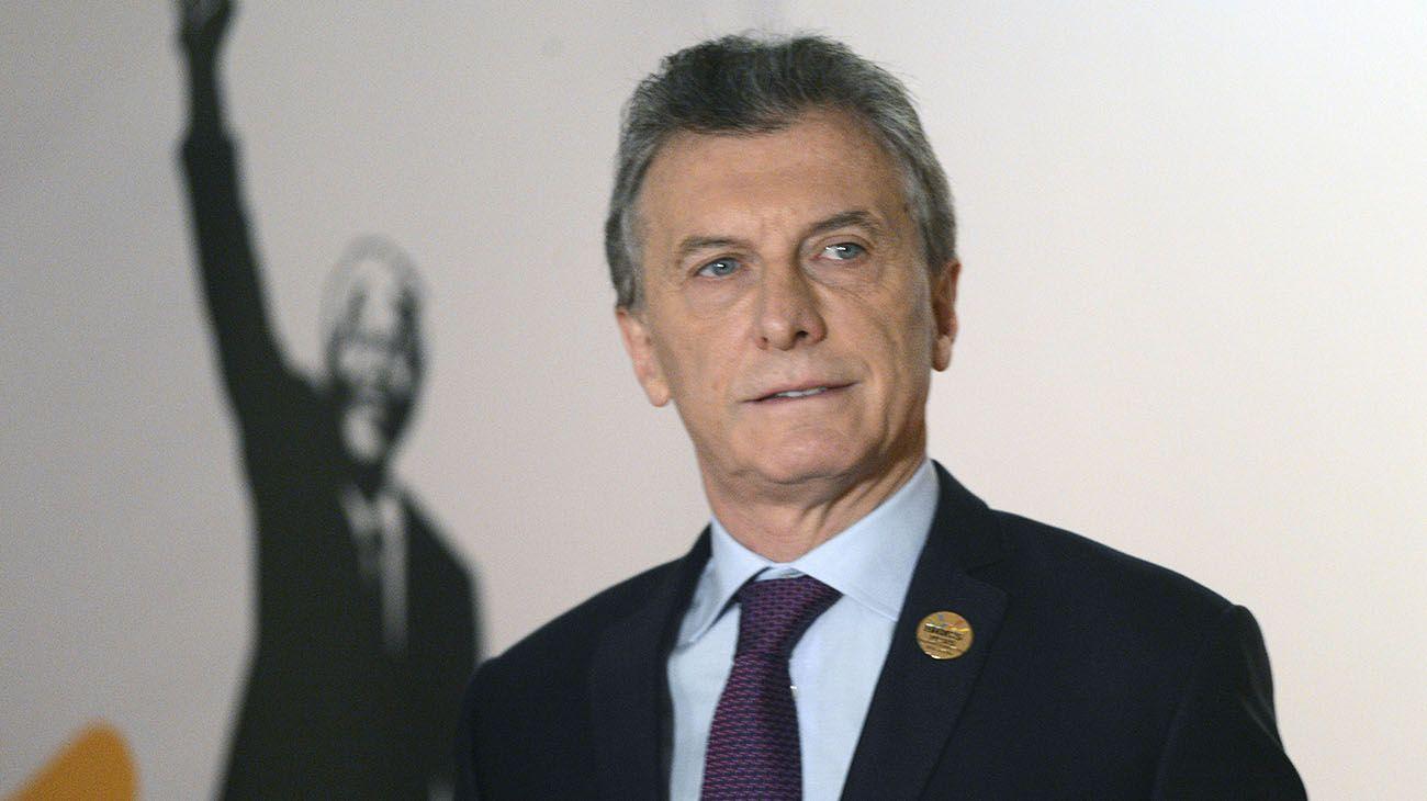 El presidente Mauricio Macri recibió en Olivos a los familiares de las dos agentes asesinadas