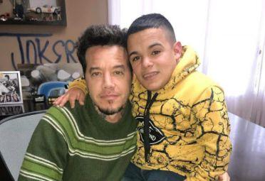 Sebastián Ortega y Brian Buley