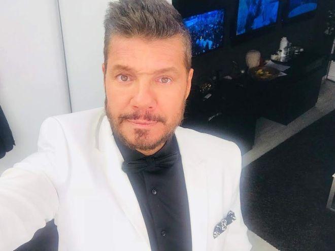 Marcelo Tinelli, a pleno con ShowMatch.