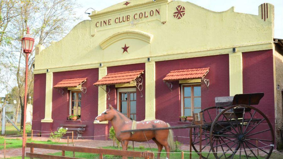Cine Club Colón 2