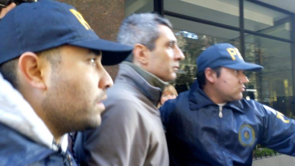 Detienen a Roberto Baratta, mano derecha de De Vido