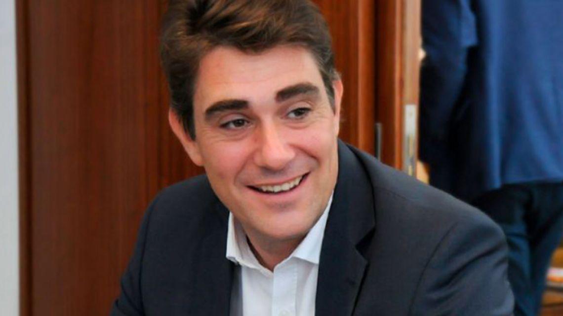 Energy Minister Javier Iguacel.