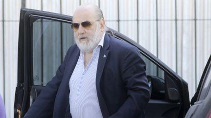 Claudio Bonadio, protagonista de la jornada: ante él declararon los empresarios vinculados a los cuadernos
