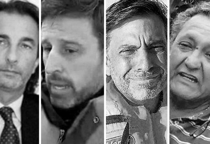 Centeno, De Goycoechea, Calcaterra y Sánchez Caballero 08062018