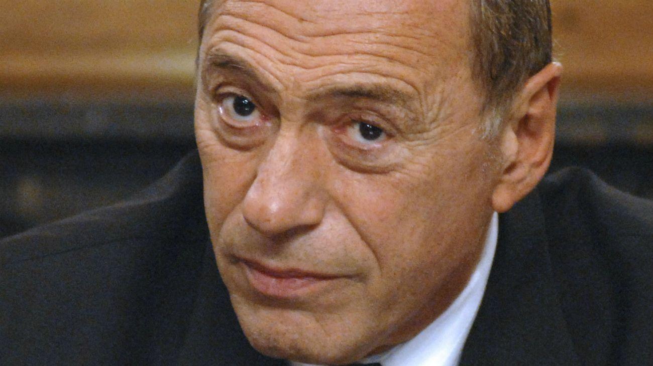 El exjuez de la Corte Suprema de Justicia, Eugenio Zaffaroni.