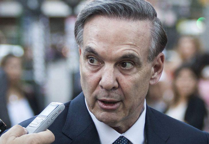 Pichetto apoyó el pedido del juez.