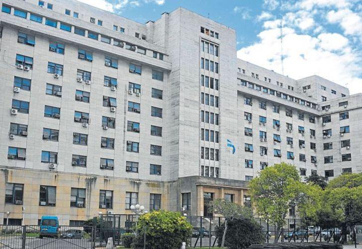 Tribunales Federales de Comodoro Py