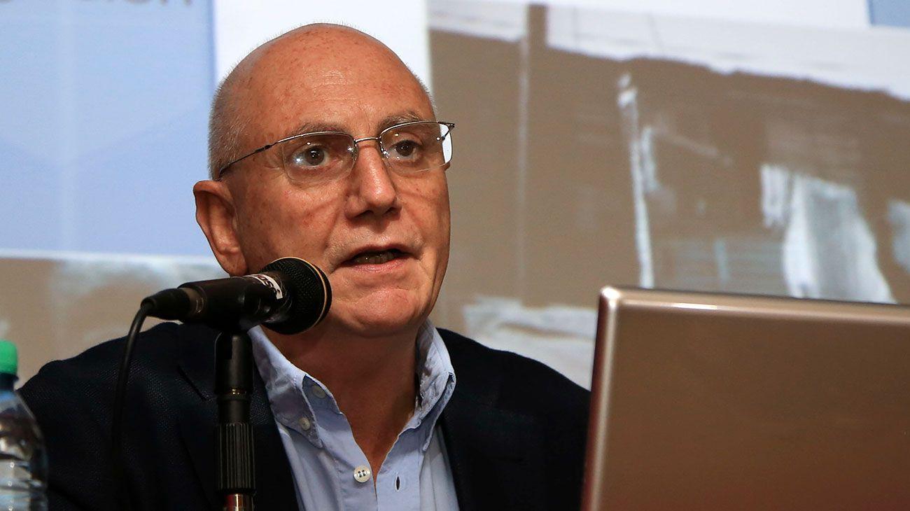 Agustín Salvia, director de investigación del Observatorio de la Deuda Social Argentina.