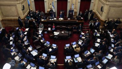 senado debatiendo sobre la legalizacion del aborto segunda sancion