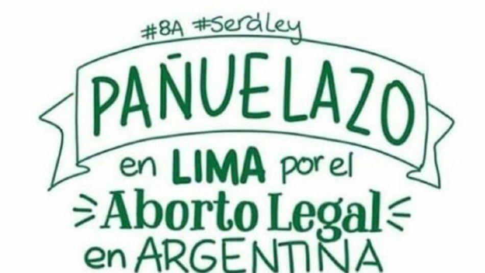 Apoyo internacional a la despenalización del aborto