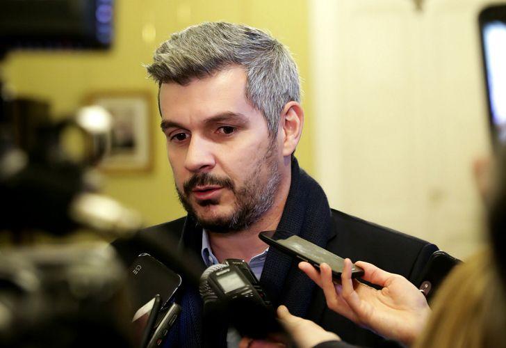 Marcos Peña, jefe de Gabinete.