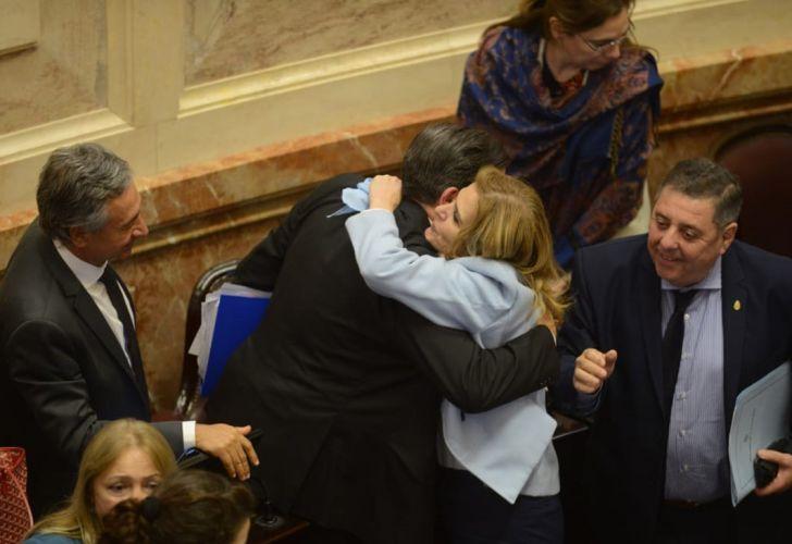 votación-aborto-interior-senado-cuarterolo-08-08-2018