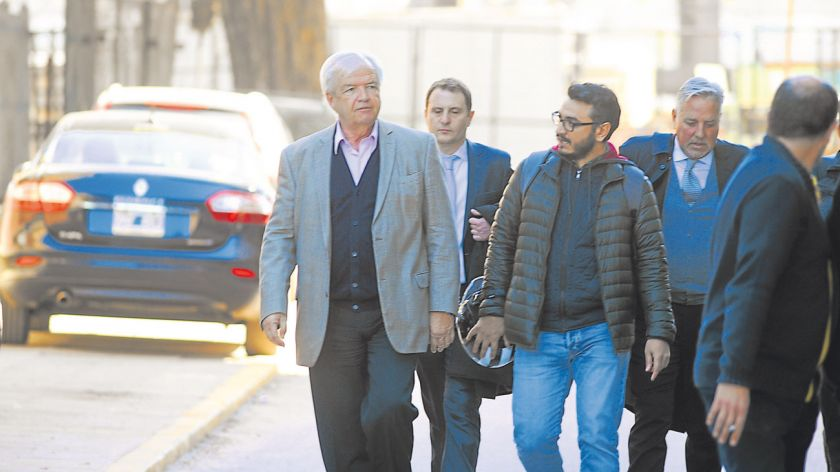 Bonadio citó a indagatoria a Luis Betnaza, un alto funcionario de Techint