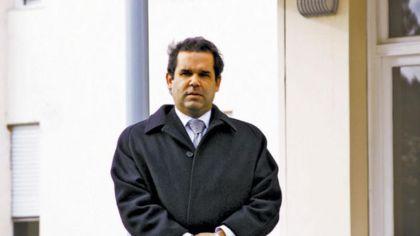 José María Olazagasti, exsecretario privado de Julio De Vido. Su chofer también se entregó.