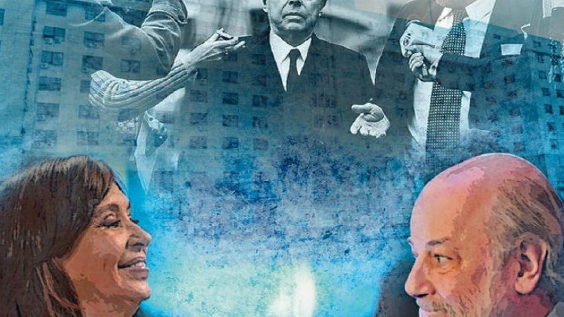 Judge Bonadio and CFK: sworn enemies.