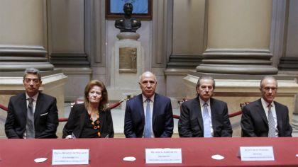 Corte Suprema Rosatti Highton de Nolasco Lorenzetti Maqueda Rosenkrantz