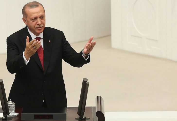 Recep Tayyip Erdogan 08142018