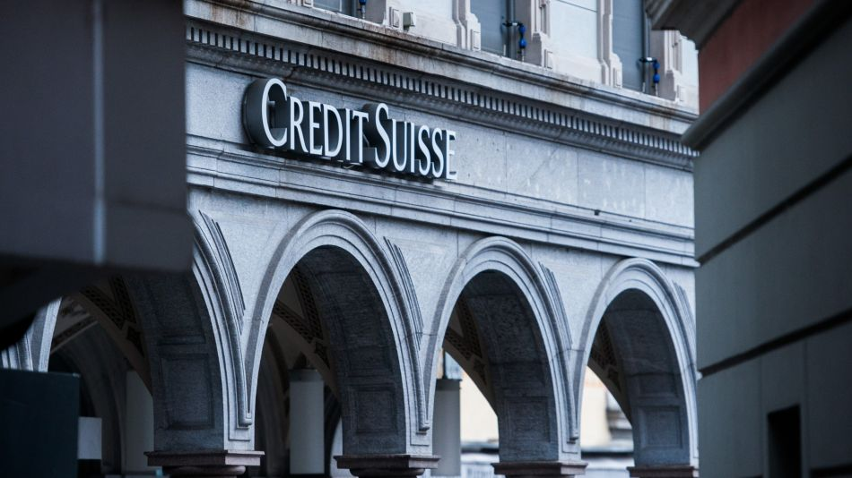 Credit Suisse Is Splitting Its Main Wealth Unit Into 7 Regions