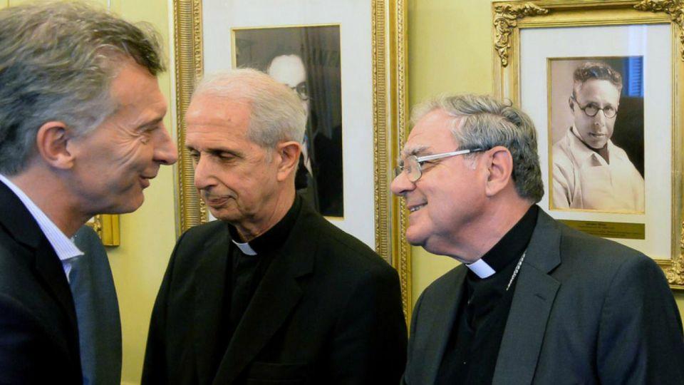Macri recibió a Ojea en diciembre