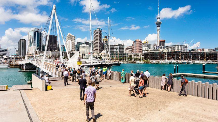 Auckland, en Nueva Zelanda | Perfil