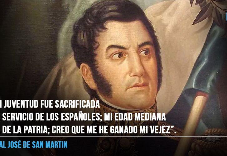 10 Frases De San Martín Que Hicieron Historia Perfil