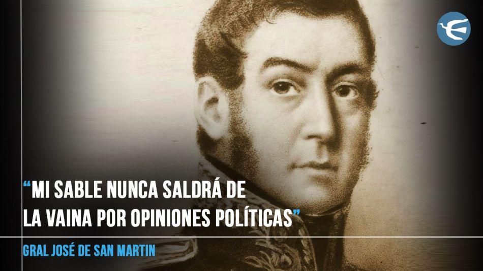 Gral Jose de San martin 08172018