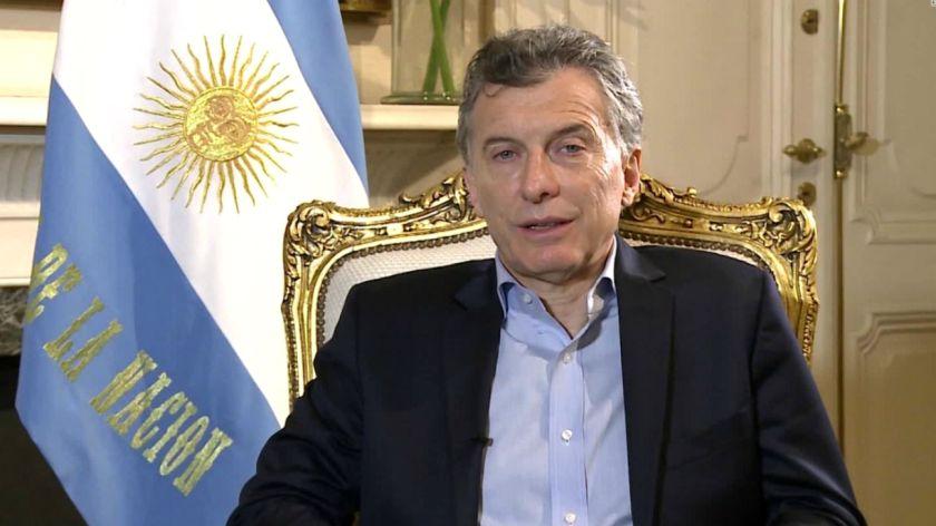 Macri solicitará investigar a Maduro ante la CPI