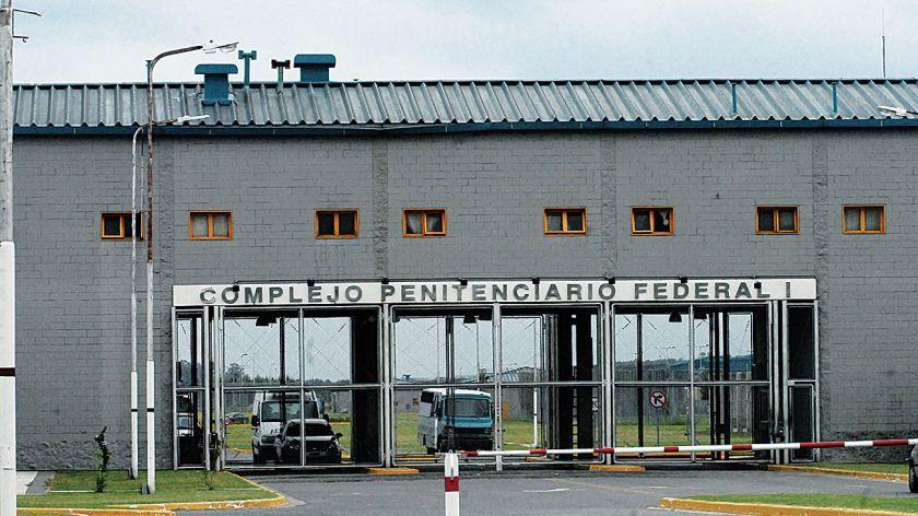 La cárcel de Ezeiza.