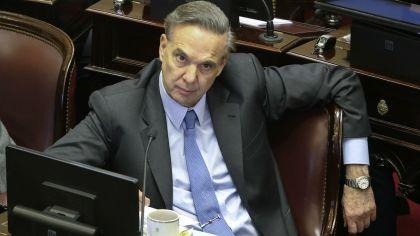 Pichetto mantuvo un tenso duelo con CFK.
