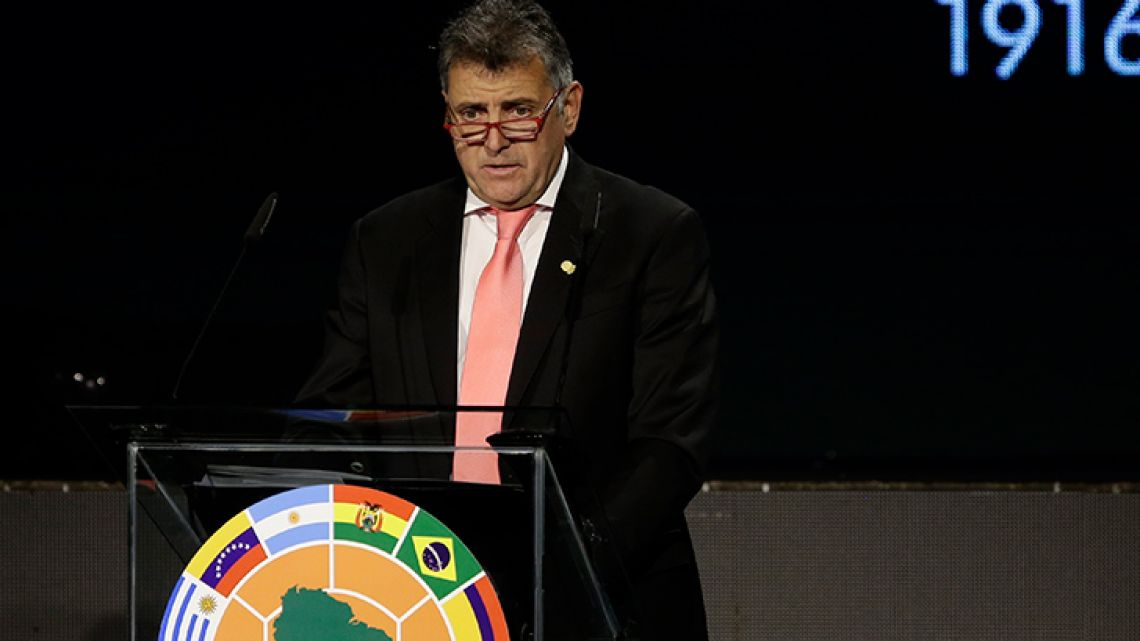 Wilmar Valdez resigned from the Uruguayan Football Association presidency back in July.