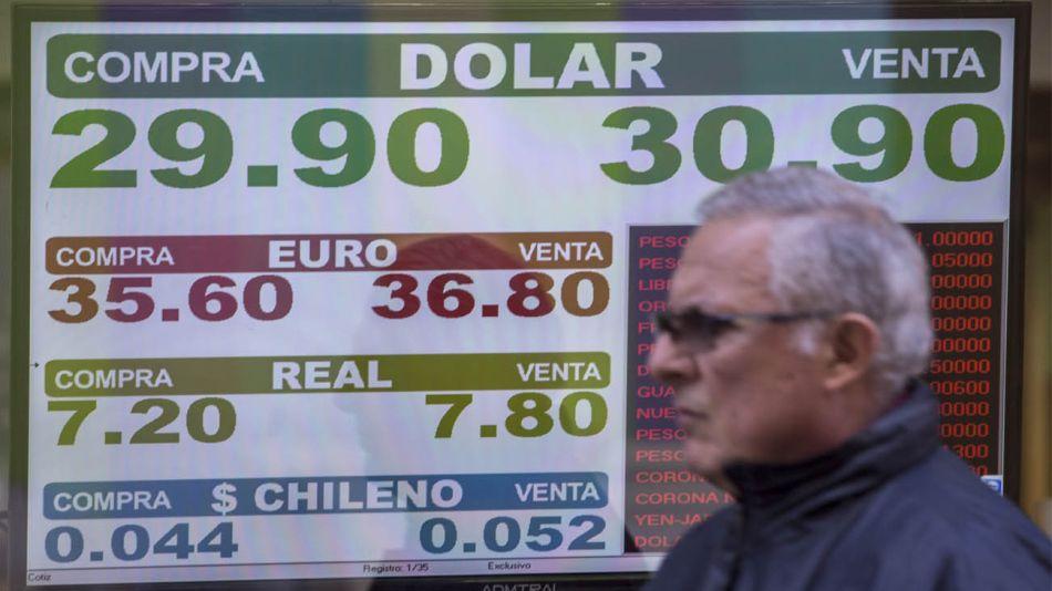 El dólar sigue sin techo