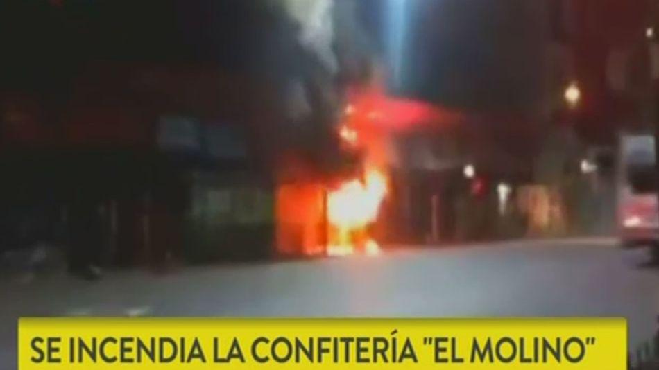 El Molino Incendio 08232018