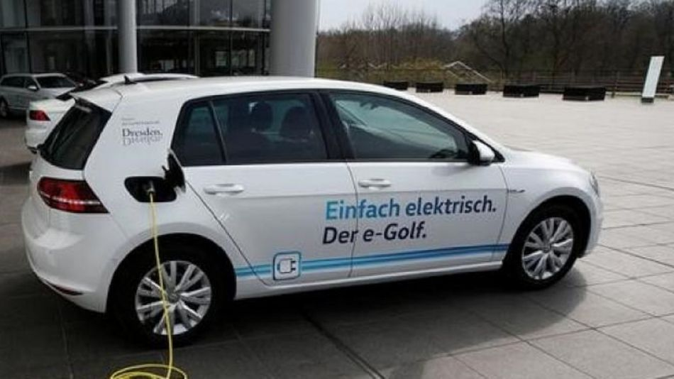 Volkswagen  lanza autos electricos