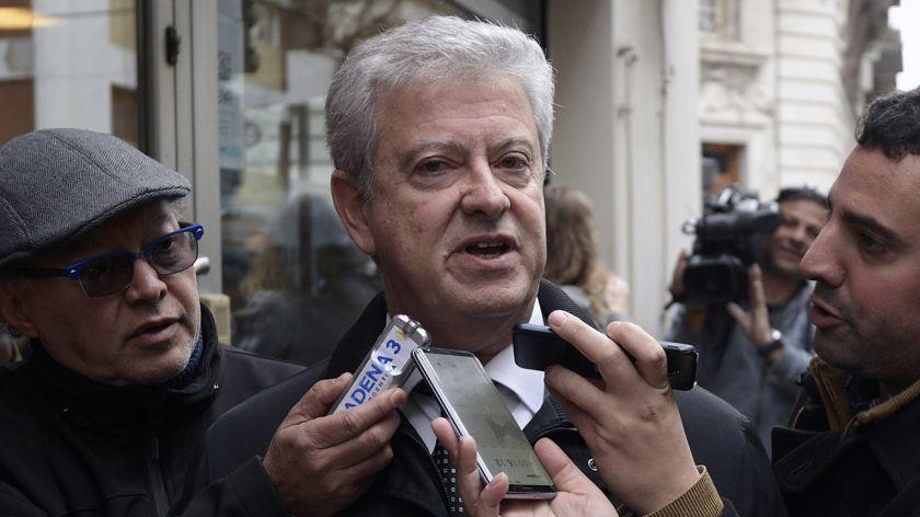 Beraldi ya había anunciado ayer que iba a pedir un juicio político para Bonadio.