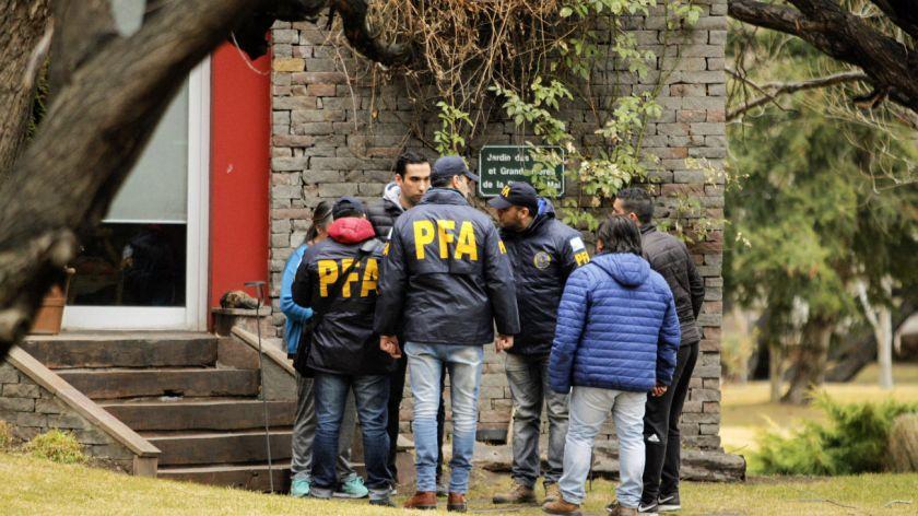 Resultado de imagen para documentos allanamientos cfk