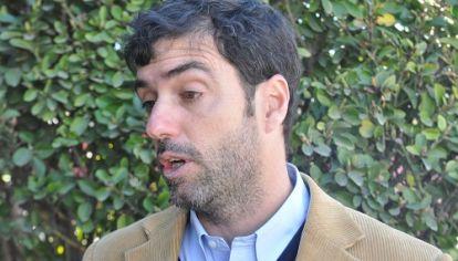 """PROMESA. """"Pagamos a Córdoba una suma grande dinero el año pasado y lo seguiremos haciendo para que los cordobeses tengan la jubilación que siempre tuvieron"""", asegura Basavilbaso."""