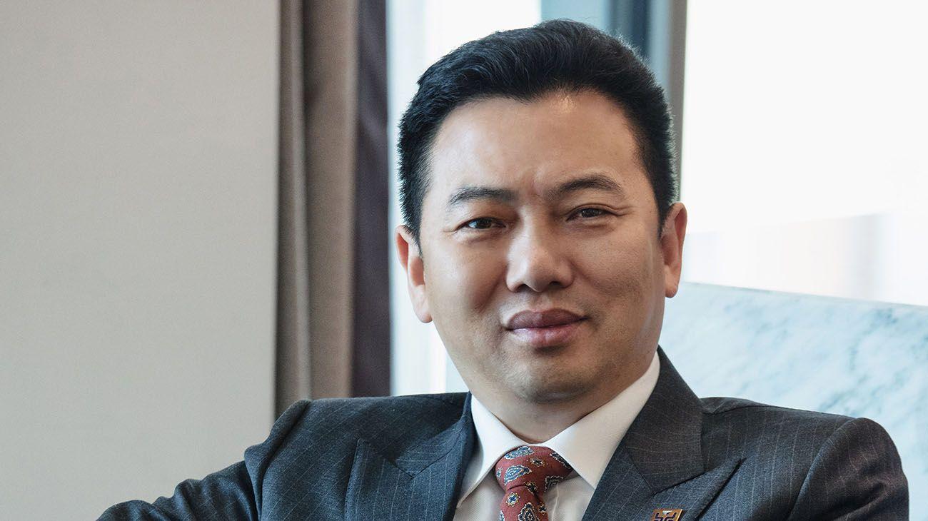 Las acciones de Landing International Development Ltd. sufrieron la mayor caída semanal de su vida luego de que su presidente, Yang Zhihui, no podía ser localizado.