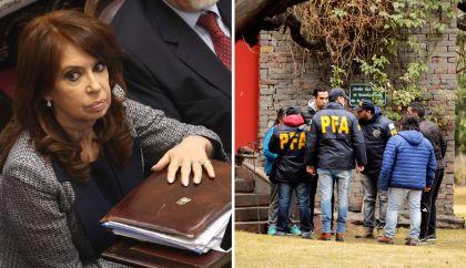 Cristina allanamiento 08272018