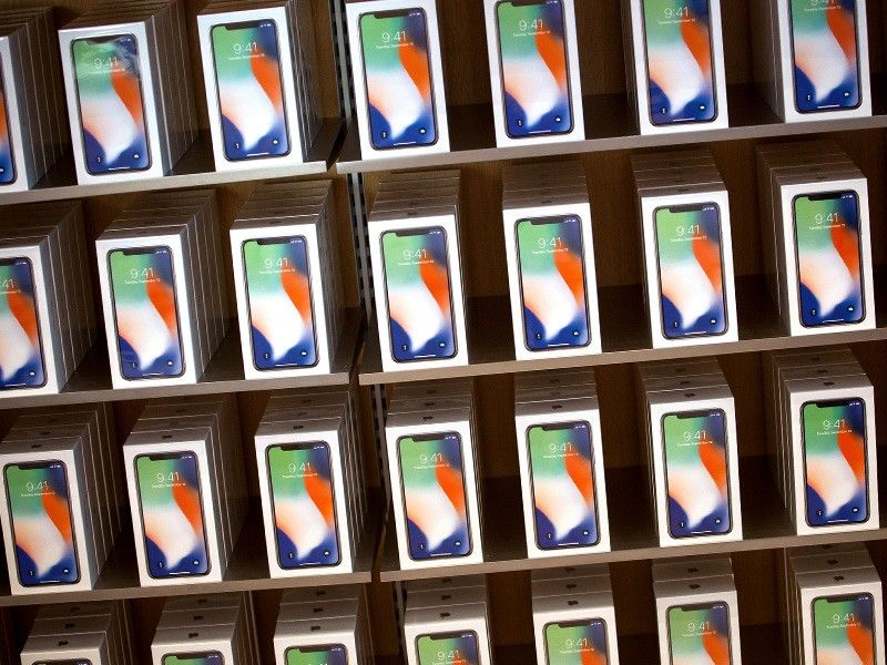 Apple podría lanzar tres nuevos iPhones en septiembre