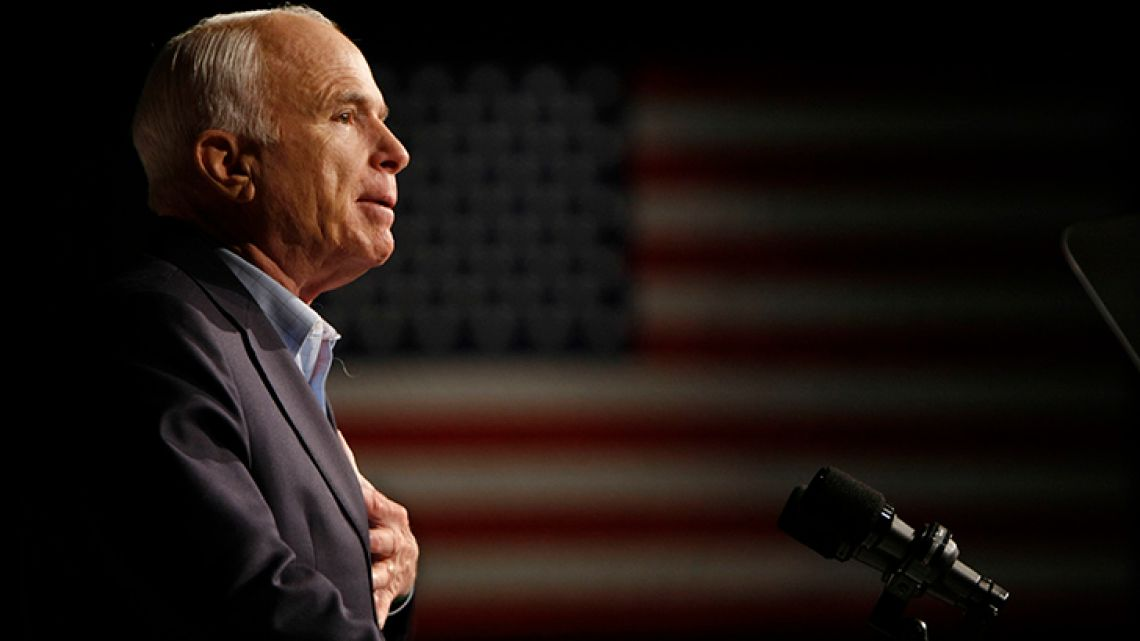 John McCain, the war hero who became a veteran senator and the GOP's standard-bearer in the 2008 election, has died. He was 81