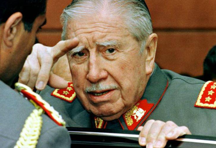 familia Augusto Pinochet