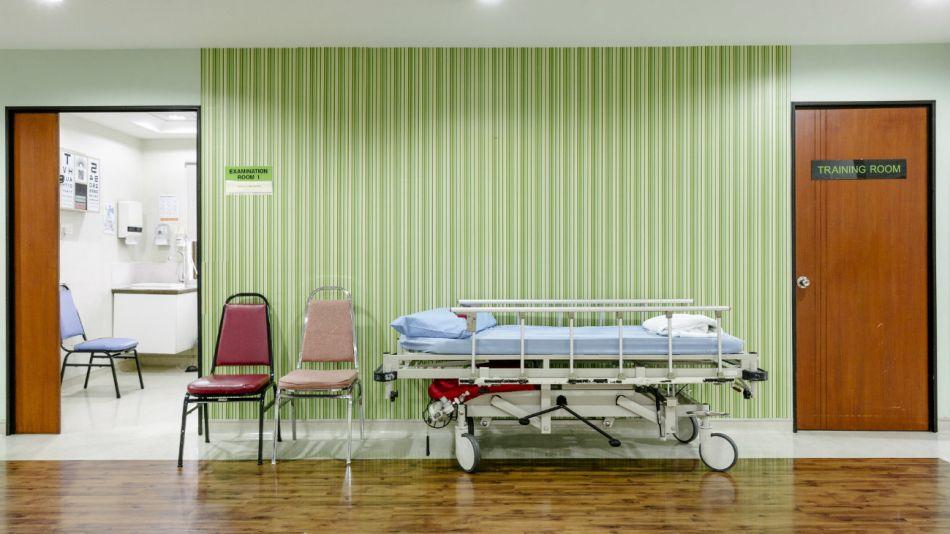 Hospital Bloomberg