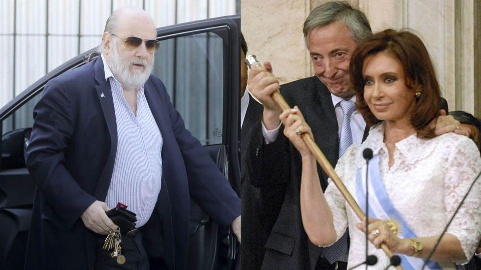 Cristina Fernández de Kirchner denunció que Bonadio le retuvo los atributos presidenciales