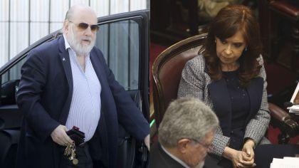 Claudio Bonadio y Cristina Fernández de Kirchner