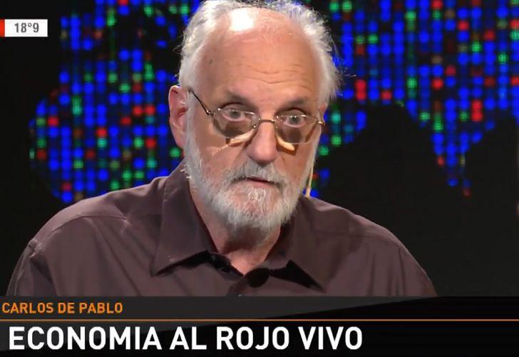 De Pablo estuvo en el ciclo de entrevistas de Novaresio.