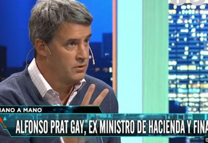 Prat-Gay estuvo en