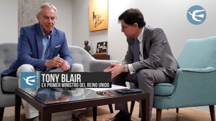 tony blair entrevista 1