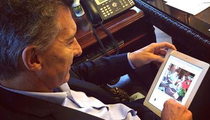 La corrida cambiaria generó una intervención en redes con el hashtag #MacriYoTeBanco